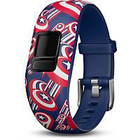 orologio cinturino orologio bambino Garmin Vivofit Junior 2 010-12666-12