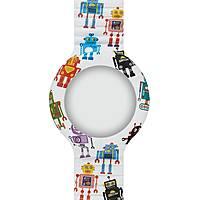 orologio cinturino orologio bambino Hip Hop Kids Fun HBU0815