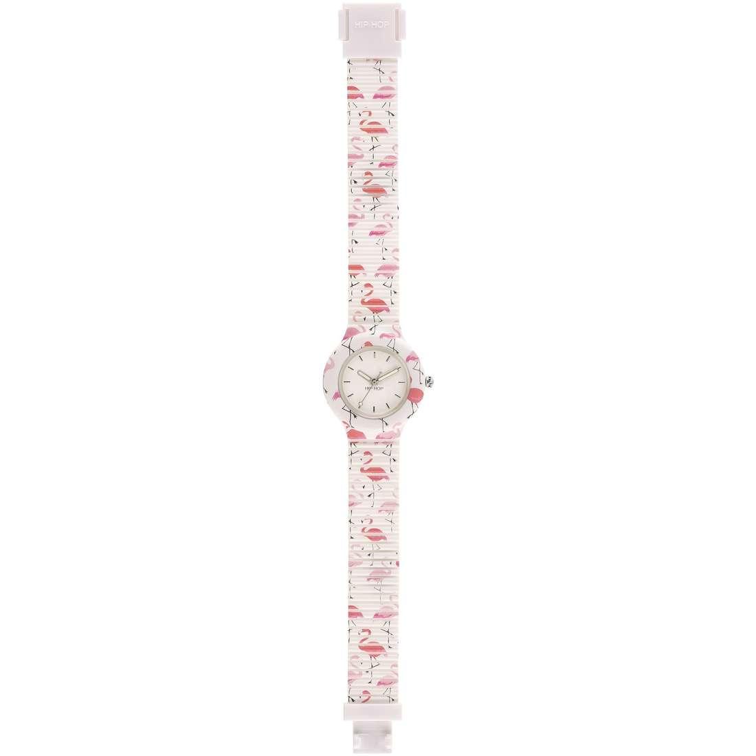 orologio cinturino orologio donna Hip Hop HWU0676