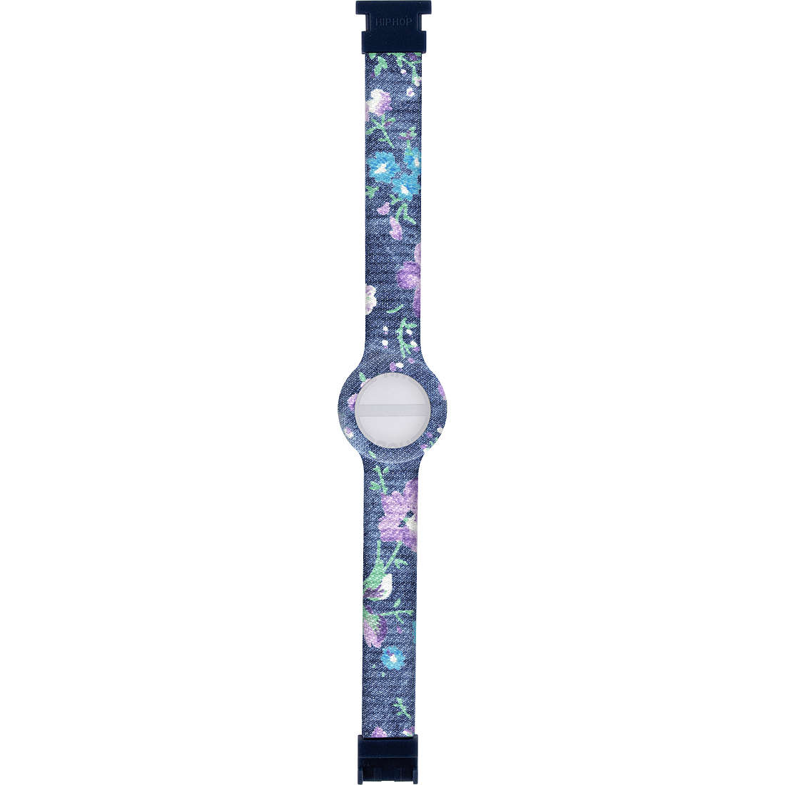 enorme sconto bd407 427c5 orologio cinturino orologio donna Hip Hop Jeans HBU0406 cinturini ...