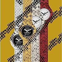 orologio cinturino orologio donna Hip Hop Leather HBU0415