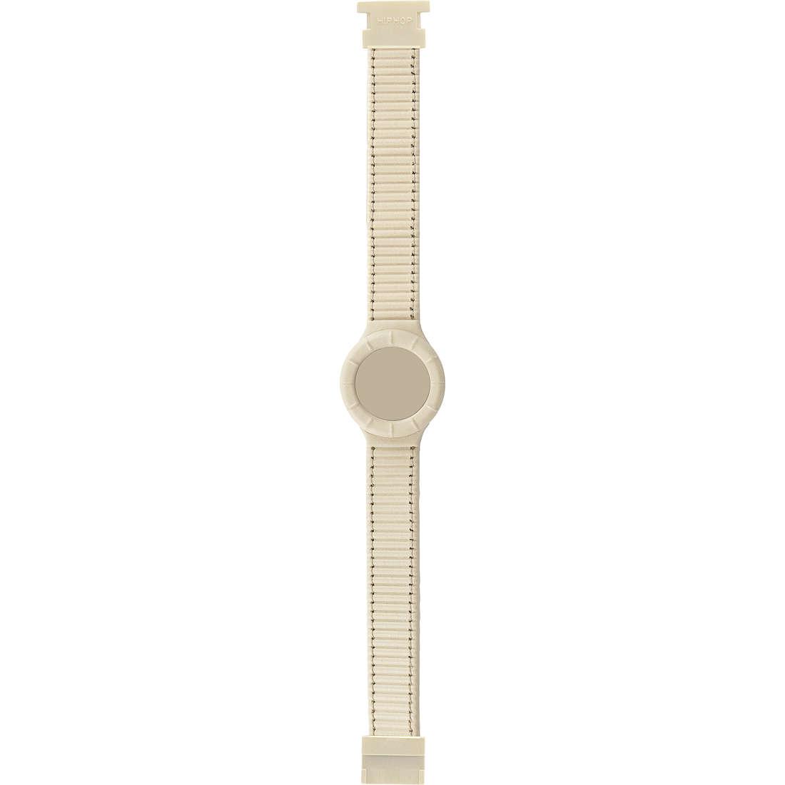 orologio cinturino orologio unisex Hip Hop Leather HBU0198