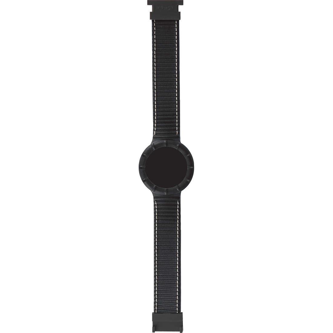 orologio cinturino orologio unisex Hip Hop Leather HBU0211