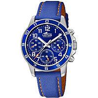 scarpe sportive 67511 ece27 orologio cronografo bambino Lotus Junior 18581/2