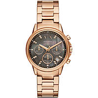 orologio cronografo donna Armani Exchange Lady Banks AX4354