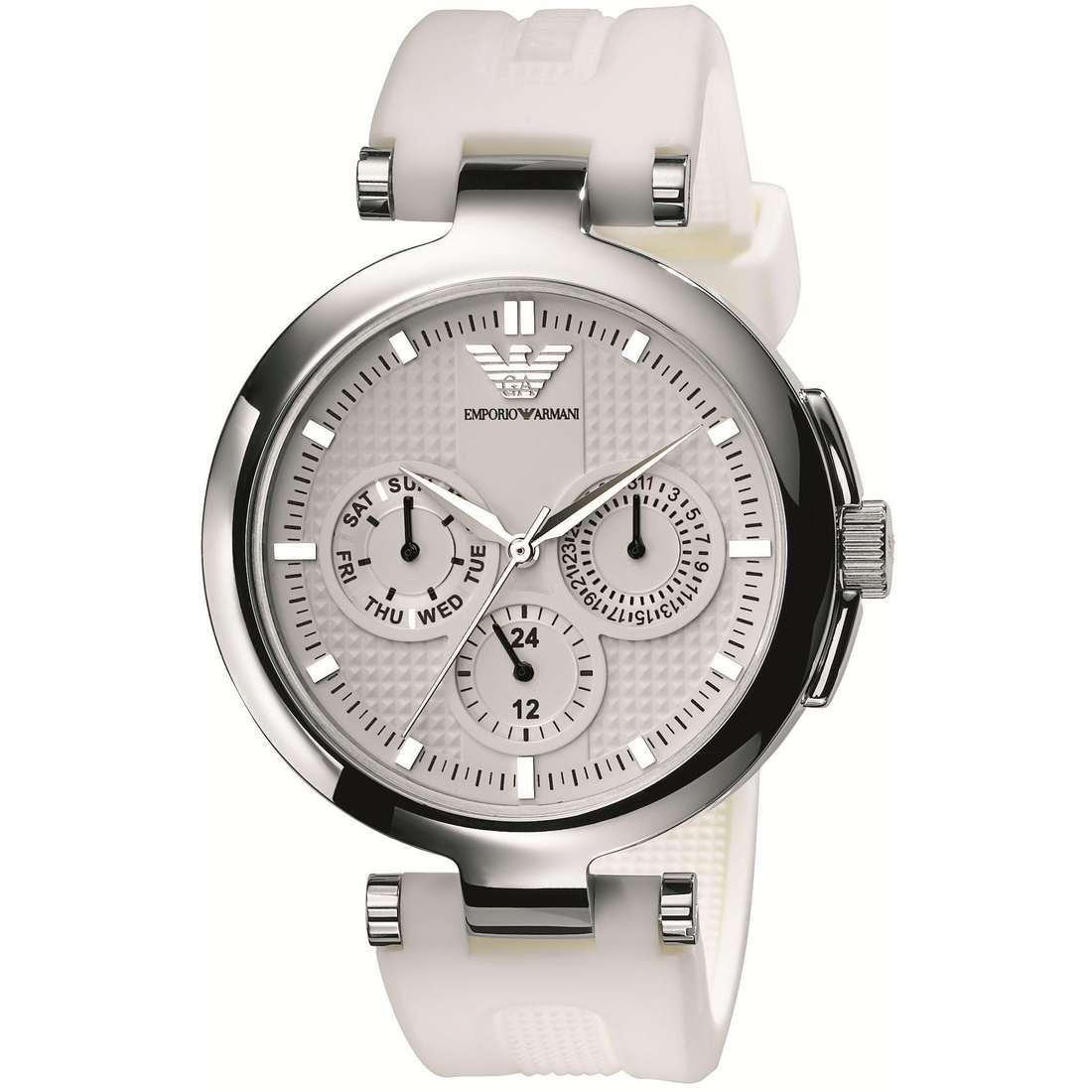 orologio cronografo donna Emporio Armani AR0736