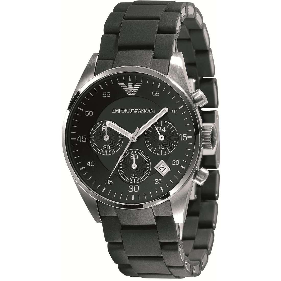 orologio cronografo donna Emporio Armani AR5868