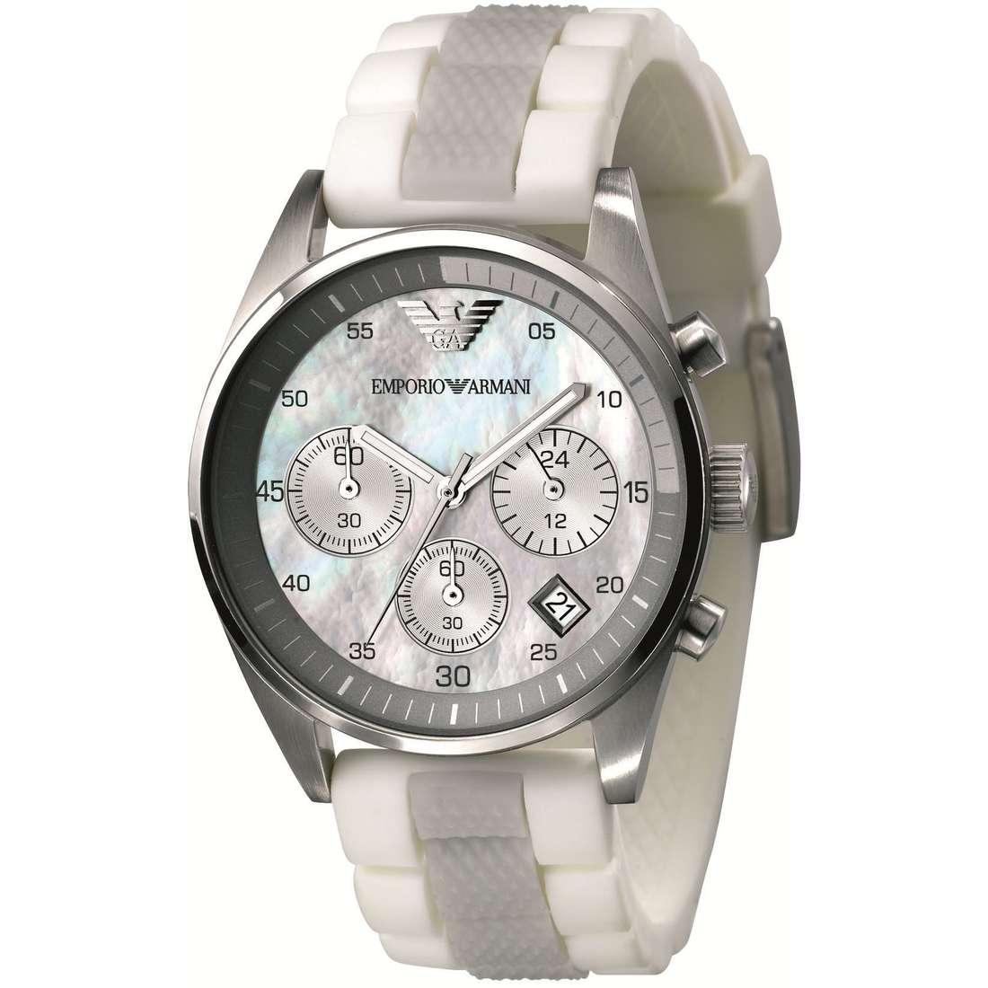 orologio cronografo donna Emporio Armani AR5885