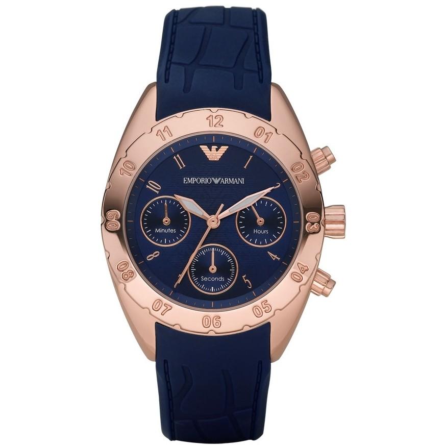 orologio cronografo donna Emporio Armani AR5939