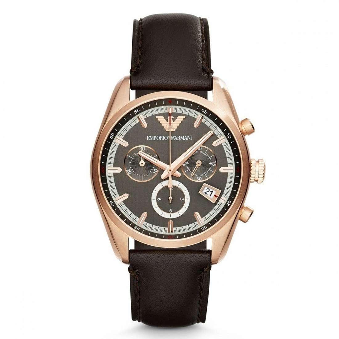 orologio cronografo donna Emporio Armani AR6043