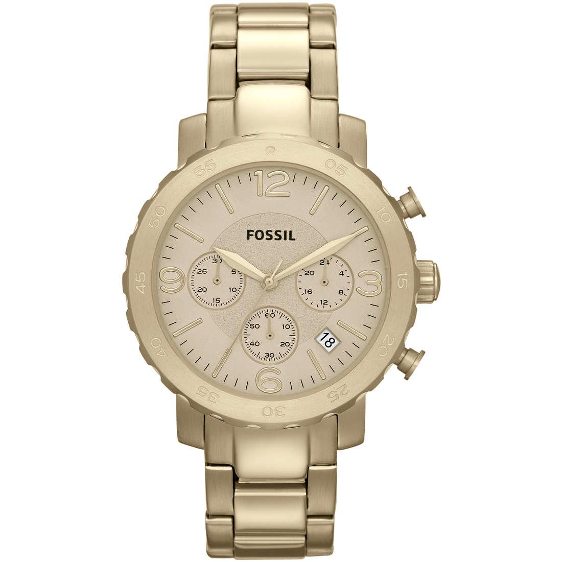 orologio cronografo donna Fossil AM4422