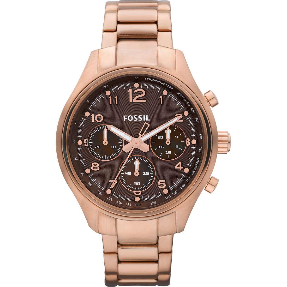 orologio cronografo donna Fossil CH2793