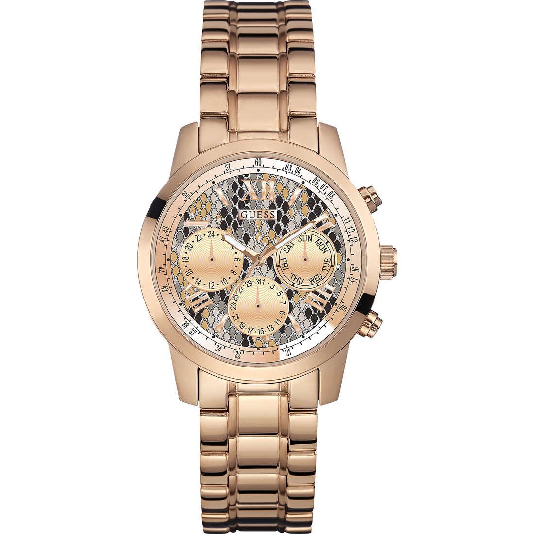 orologio cronografo donna Guess Mini Sunrise W0448L9