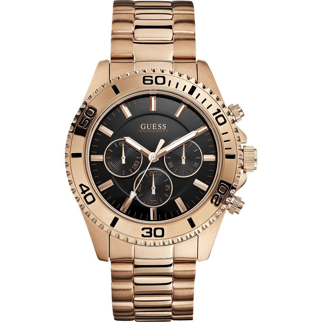 orologio cronografo donna Guess Settembre 2013 W0170G3