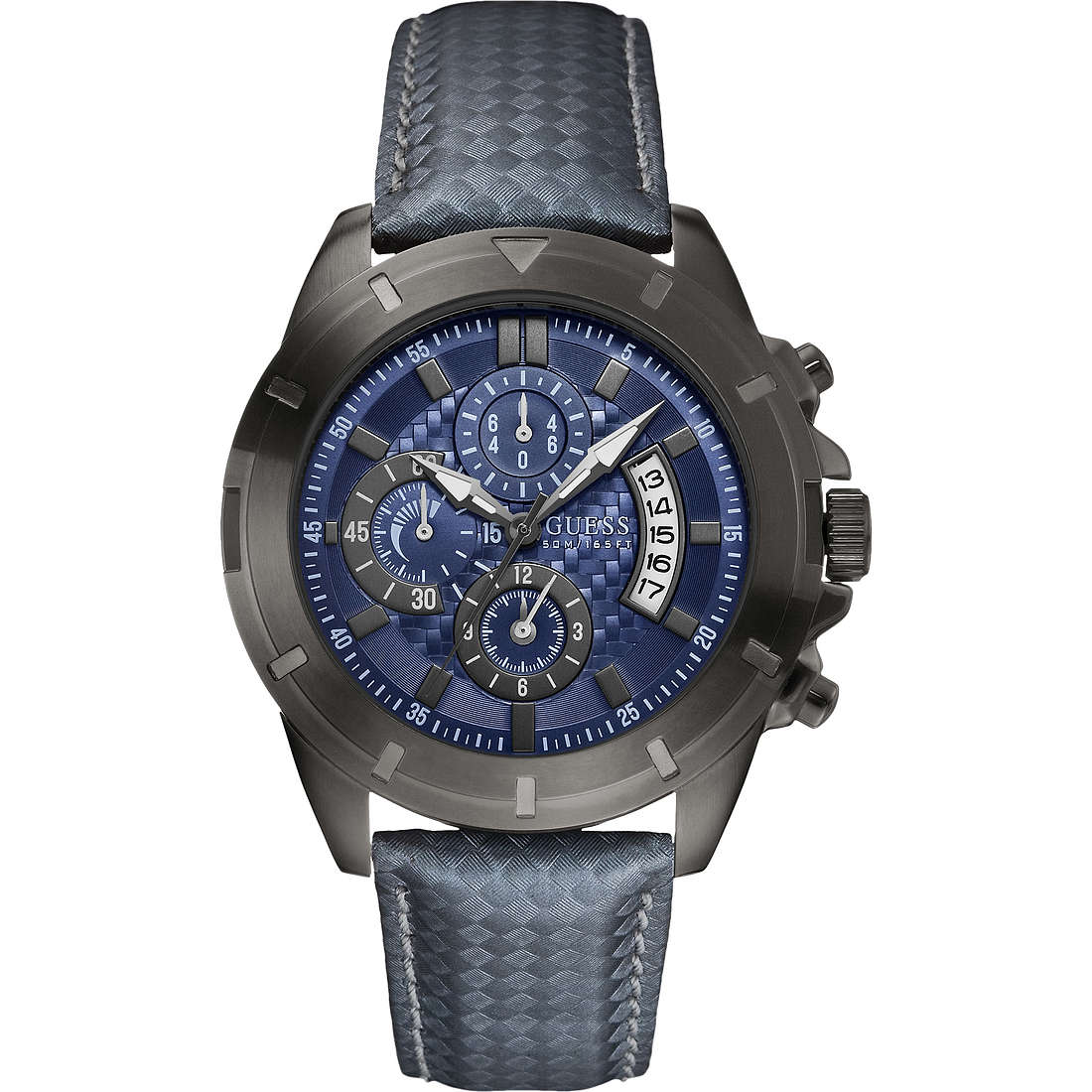 orologio cronografo donna Guess W18549G2