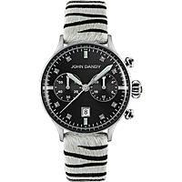 orologio cronografo donna John Dandy JD-2573L/01