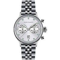 orologio cronografo donna John Dandy JD-2573L/03M