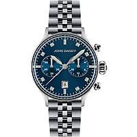 orologio cronografo donna John Dandy JD-2573L/04M