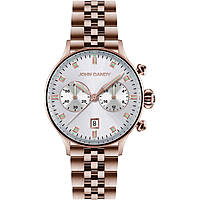 orologio cronografo donna John Dandy JD-2573L/05M