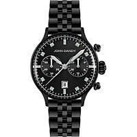 orologio cronografo donna John Dandy JD-2573L/06M