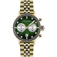 orologio cronografo donna John Dandy JD-2573L/08M