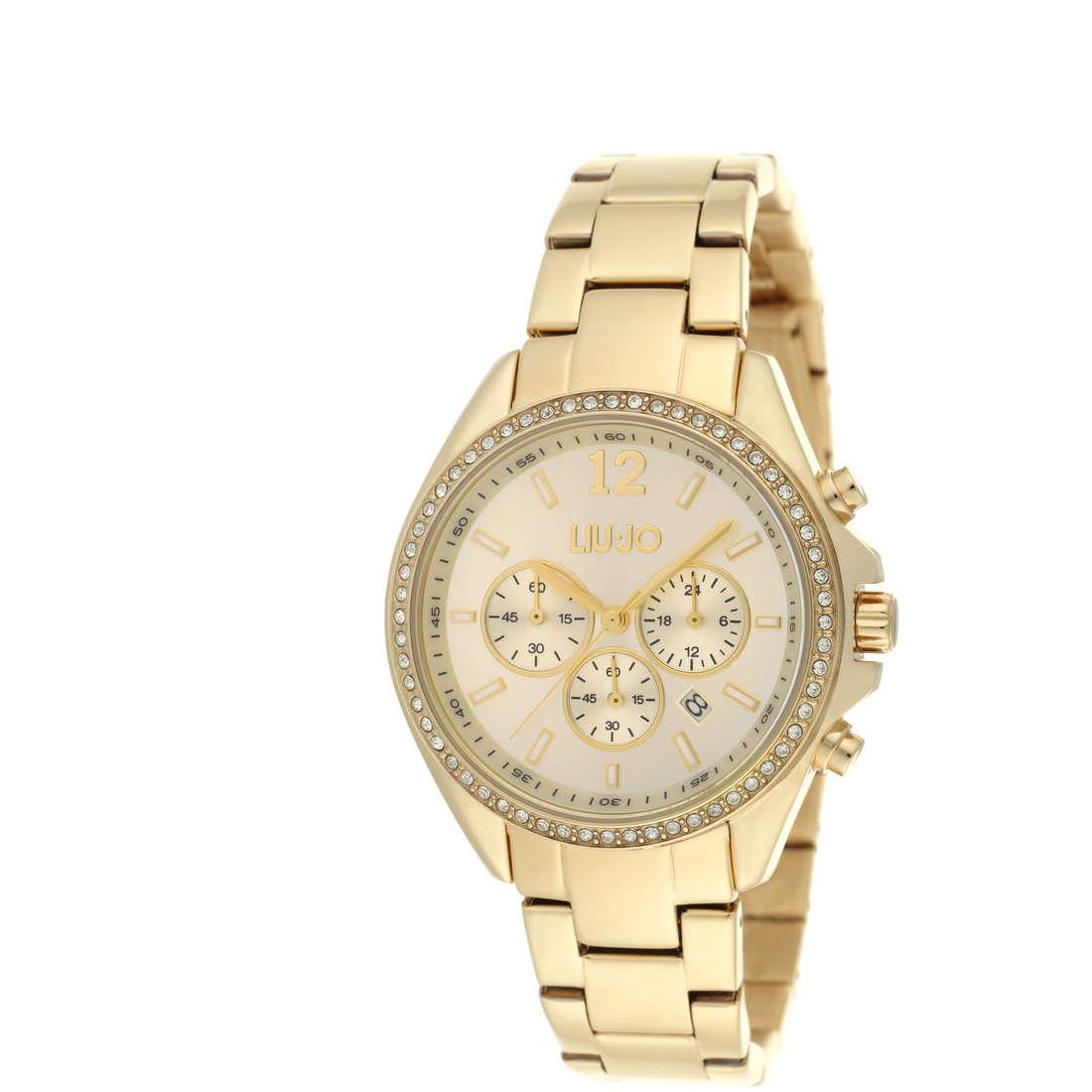 orologio cronografo donna Liujo TLJ1039