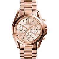 orologio cronografo donna Michael Kors Bradshaw MK5503