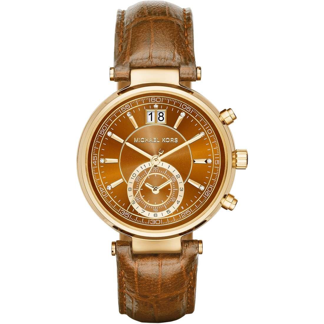orologio cronografo donna Michael Kors MK2424