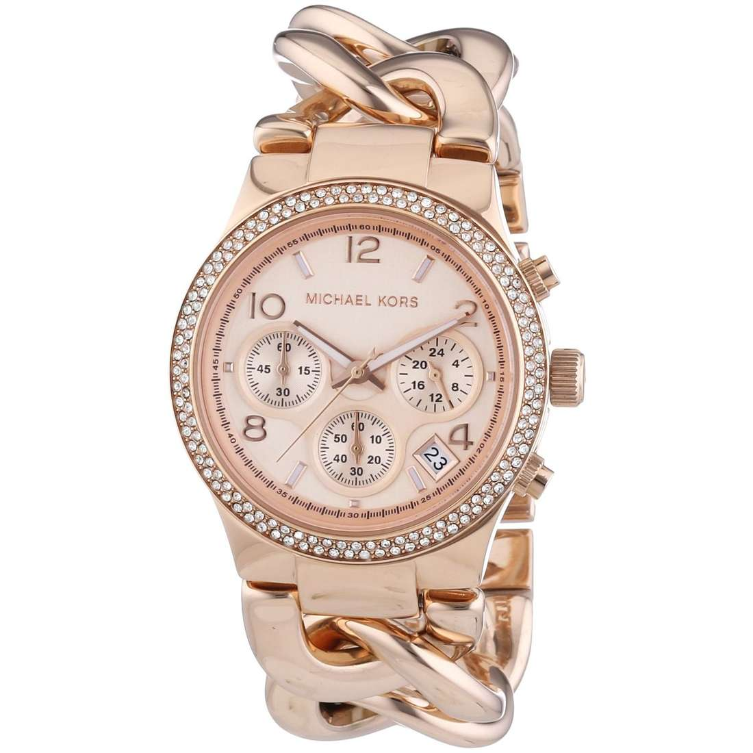 orologio cronografo donna Michael Kors MK3247