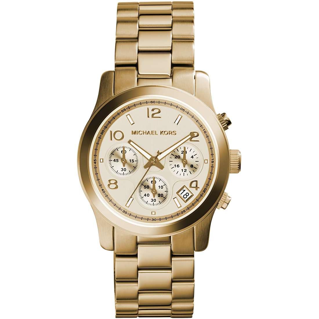 orologio cronografo donna Michael Kors MK5055