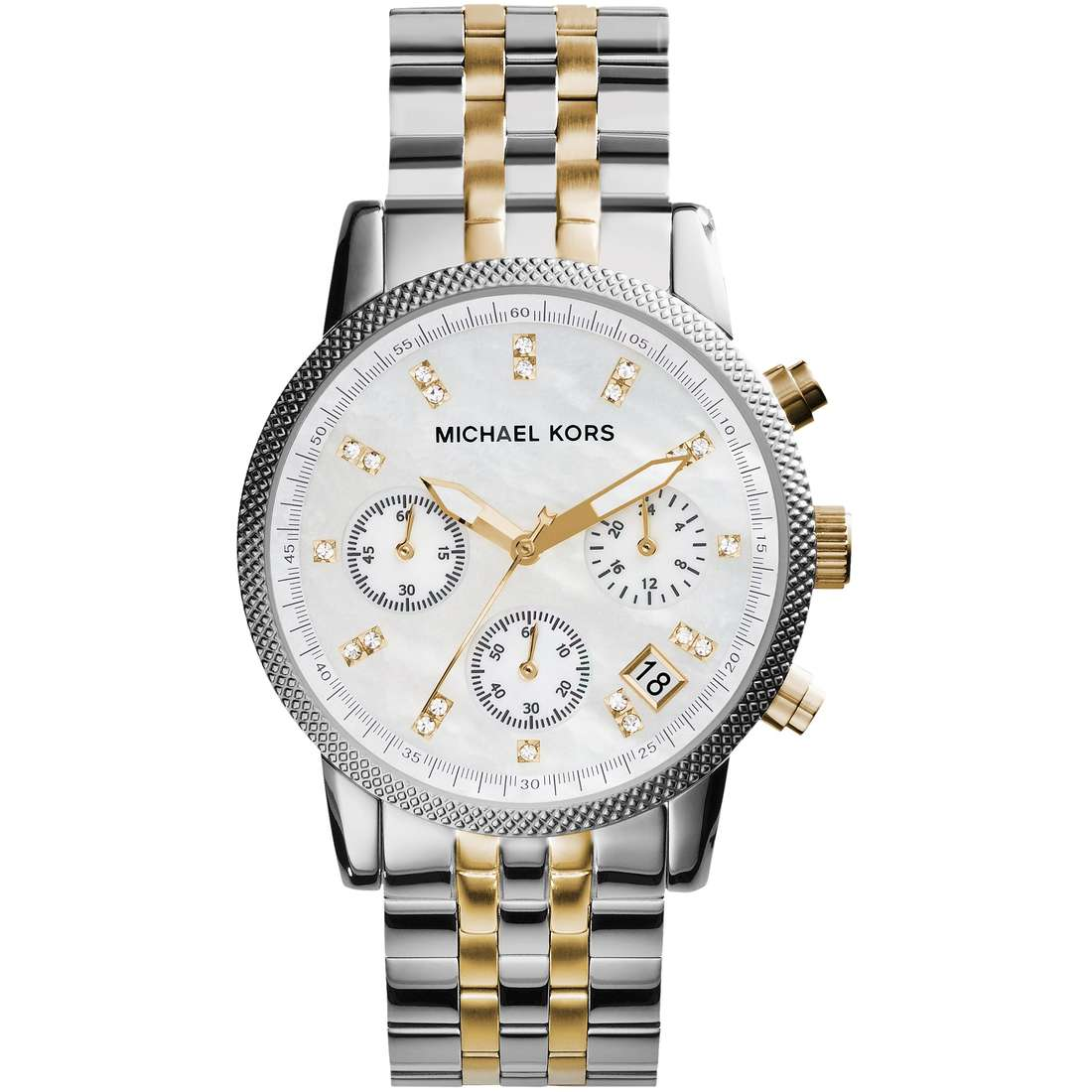 orologio cronografo donna Michael Kors MK5057