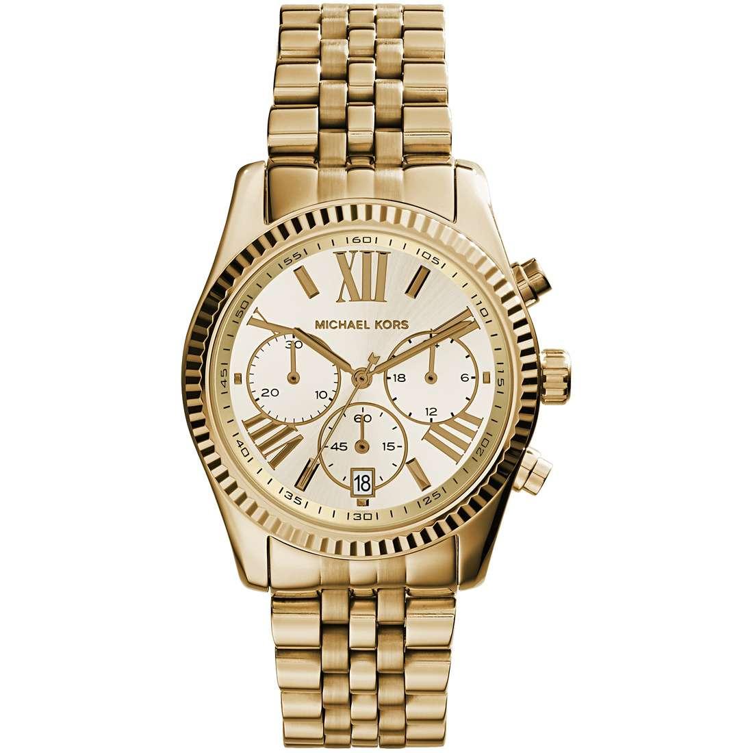 orologio cronografo donna Michael Kors MK5556