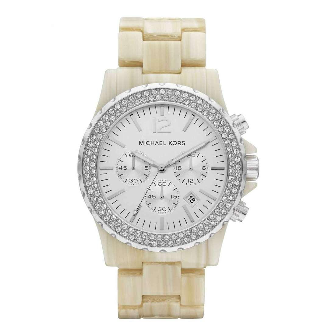 orologio cronografo donna Michael Kors MK5598