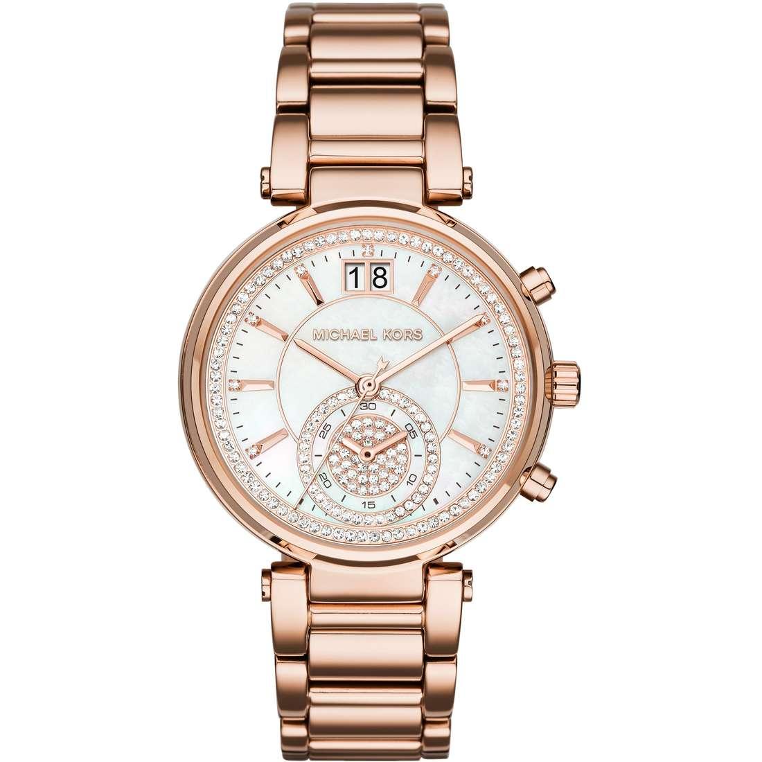 orologio cronografo donna Michael Kors MK6282