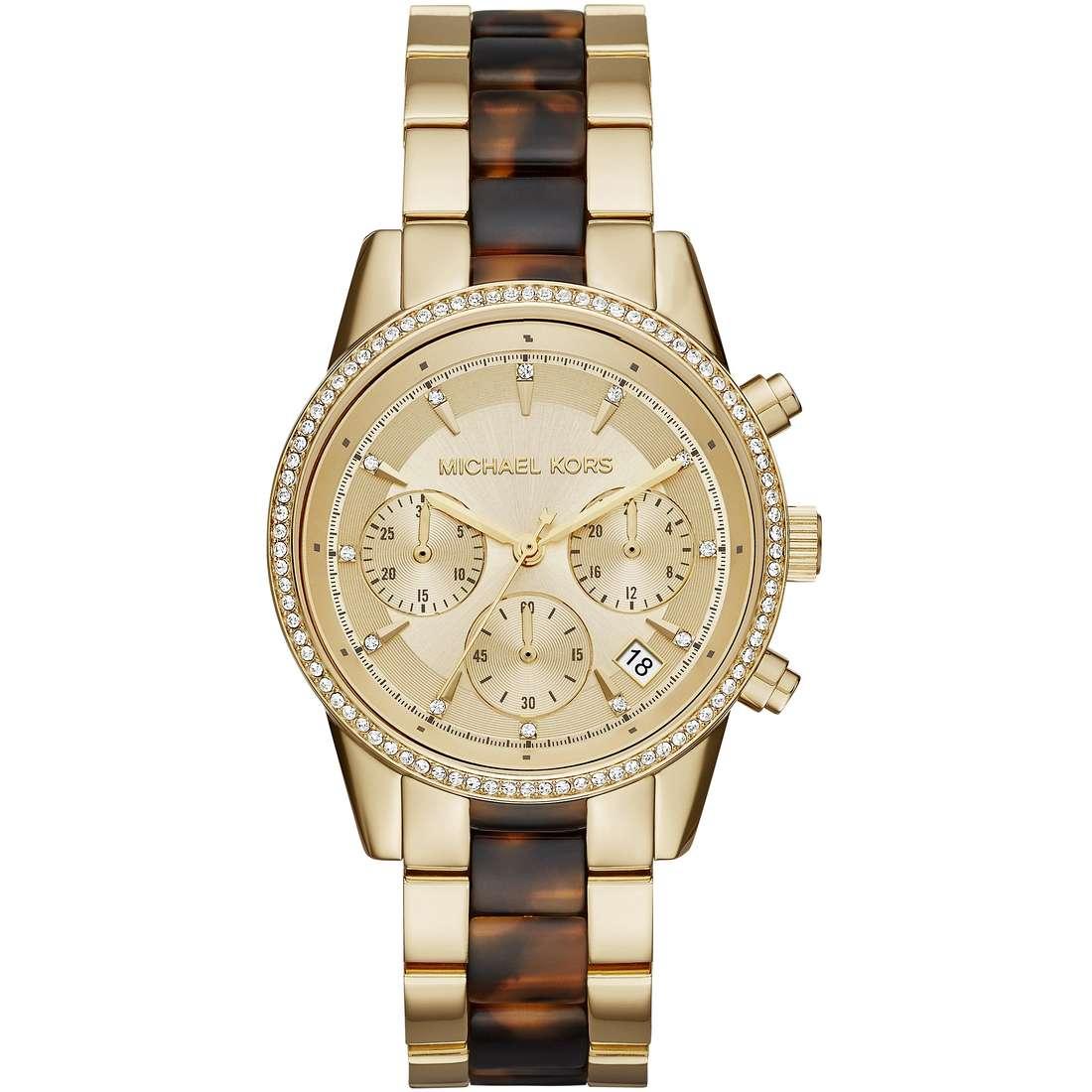 orologio cronografo donna Michael Kors MK6322
