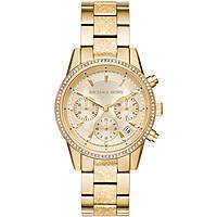 orologio cronografo donna Michael Kors Ritz MK6597