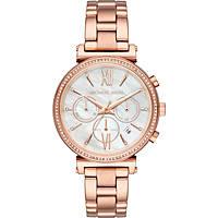 orologio cronografo donna Michael Kors Sofie MK6576