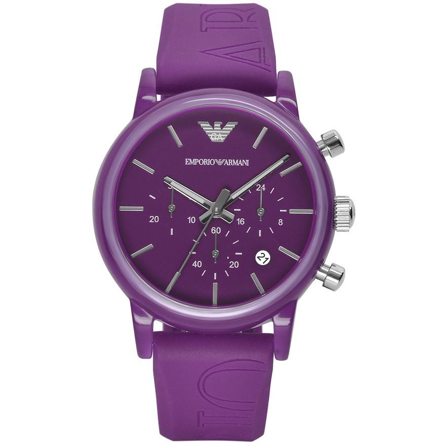 orologio cronografo unisex Emporio Armani AR1059