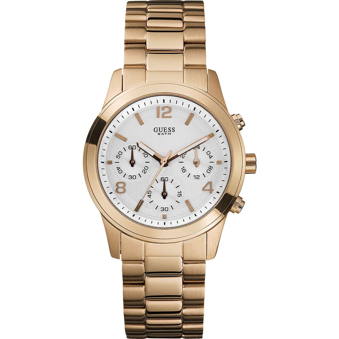 orologio cronografo unisex Guess W16571L1