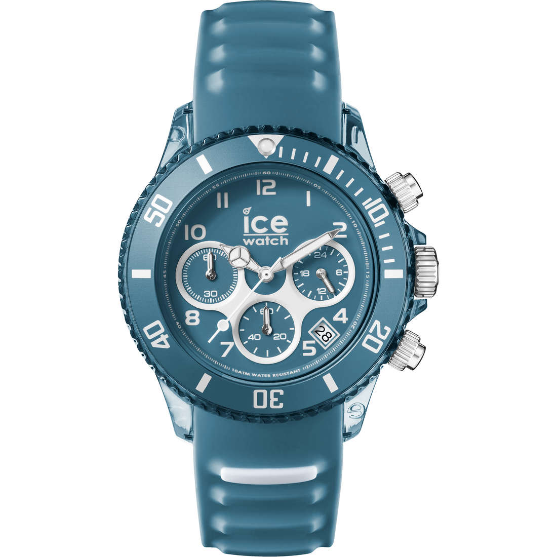 orologio cronografo unisex ICE WATCH Ice Acqua IC.AQ.CH.BST.U.S15