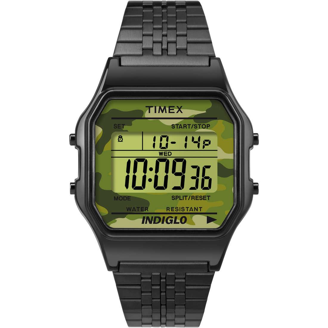orologio cronografo unisex Timex TW2P67100
