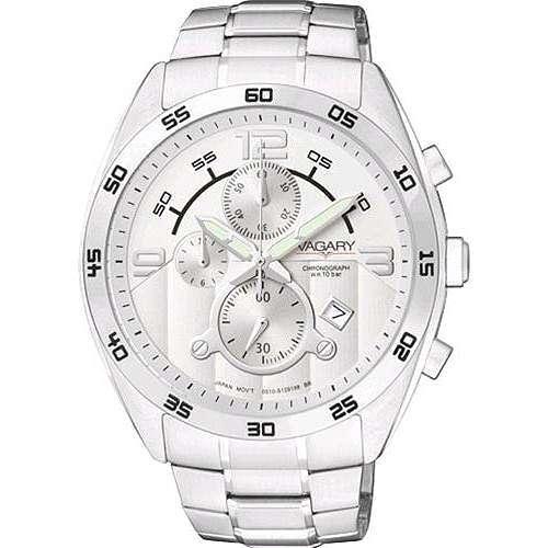 orologio cronografo unisex Vagary By Citizen IA8-512-11