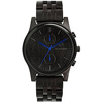 orologio cronografo uomo Ab Aeterno Black Forest A_BF_ENI_B