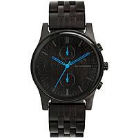 orologio cronografo uomo Ab Aeterno Black Forest A_BF_ENI_C
