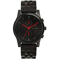 orologio cronografo uomo Ab Aeterno Black Forest A_BF_ENI_R