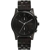 orologio cronografo uomo Ab Aeterno Black Forest A_BF_ENI_S