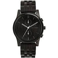 orologio cronografo uomo Ab Aeterno Black Forest A_BF_ENI_W