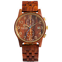 orologio cronografo uomo Ab Aeterno Ianus CHR_RUBER