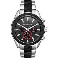 orologio cronografo uomo Armani Exchange Enzo AX1813