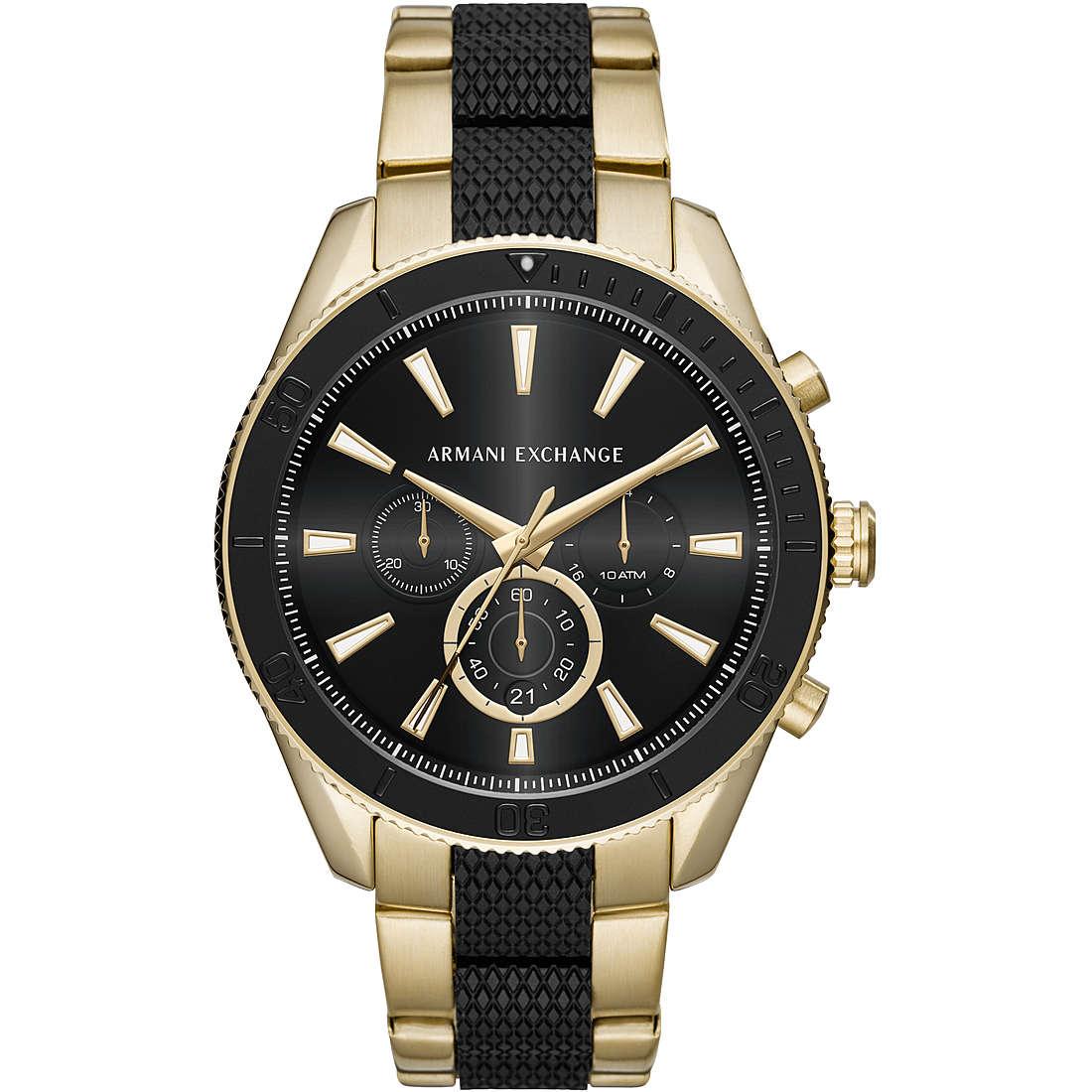 41768fc8a012c7 orologio cronografo uomo Armani Exchange Enzo AX1814 cronografi ...